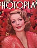 Loretta Young on the cover of Photoplay (United States) - December 1937