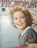 Shirley Temple on the cover of Photoplay (United States) - May 1938