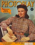 Ginger Rogers, Paul Hess on the cover of Photoplay (United States) - September 1940