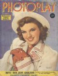 Judy Garland on the cover of Photoplay (United States) - December 1940