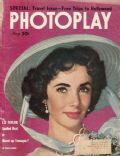 Elizabeth Taylor on the cover of Photoplay (United States) - May 1951