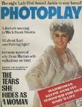 Barbara Stanwyck on the cover of Photoplay (United States) - January 1967