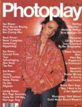 Michelle Phillips on the cover of Photoplay (United States) - August 1977