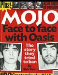 Noel Gallagher on the cover of Mojo (United Kingdom) - December 1997
