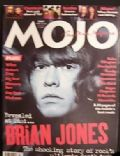 Brian Jones on the cover of Mojo (United Kingdom) - July 1999
