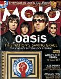 on the cover of Mojo (United Kingdom) - June 2005