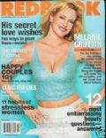 Melanie Griffith on the cover of Redbook (United States) - February 2001