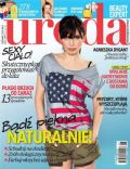 Agnieszka Dygant on the cover of Uroda (Poland) - June 2012