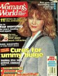 Meg Ryan on the cover of Womans World (United States) - October 1993