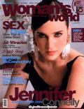 Jennifer Connelly on the cover of Womans World (United States) - June 2003