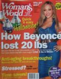 Beyoncé Knowles on the cover of Womans World (United States) - October 2006