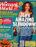 Jennifer Lopez on the cover of Womans World (United States) - September 2008