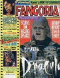 Gary Oldman on the cover of Fangoria (United States) - December 1992
