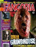 Quentin Tarantino on the cover of Fangoria (United States) - April 2007