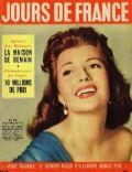 Jours de France Magazine [France] (23 February 1957)