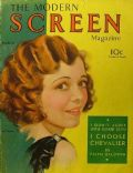 Janet Gaynor on the cover of Modern Screen (United States) - March 1931