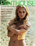 on the cover of Penthouse (United States) - October 1970