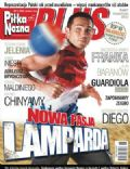 Frank Lampard on the cover of Pi Ka No Na Plus (Poland) - June 2009
