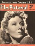 Claudette Colbert, Don Ameche, Greer Garson on the cover of Film Pictorial (United Kingdom) - July 1939