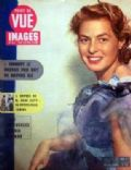 Ingrid Bergman on the cover of Point De Vue (France) - November 1955