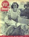 Ingrid Bergman on the cover of Point De Vue (France) - September 1948