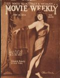 Marie Prevost on the cover of Movie Weekly (United Kingdom) - May 1923