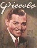 Clark Gable on the cover of Piccolo (Netherlands) - April 1950