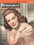Maureen O'Hara on the cover of Picturegoer (United Kingdom) - March 1949