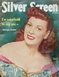 Maureen O'Hara on the cover of Silver Screen (United States) - December 1952