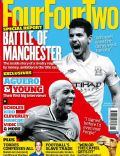 Sergio Aguero on the cover of Four Four Two (United Kingdom) - November 2011