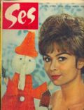 on the cover of Ses (Turkey) - May 1965