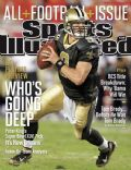 Drew Brees on the cover of Sports Illustrated (United States) - January 2012