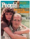 Jacqueline Bisset, Paul Newman, Paul Newman and Jacqueline Bisset on the cover of People (United States) - May 1980