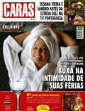 Xuxa Meneghel on the cover of Caras (Brazil) - September 2010