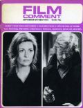 Faye Dunaway on the cover of Film Comment (United States) - September 1975