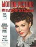 Motion Picture Magazine [United States] (January 1944)