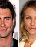 Adam Levine and Cameron Diaz