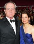 Dawn Jones and Tommy Lee Jones
