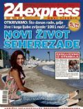 24 Sata Express Magazine [Croatia] (7 October 2010)