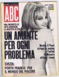ABC Magazine [Italy] (23 April 1967)