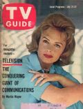TV Guide Magazine [United States] (21 July 1962)