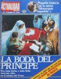 La Actualidad Espanola Magazine [Spain] (29 December 1975)