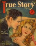 Antonio Moreno, Billie Dove on the cover of True Story (United States) - May 1929