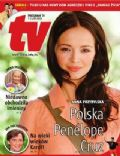 Anna Przybylska on the cover of Program TV (United States) - August 2009