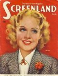 Alice Faye on the cover of Screenland (United States) - March 1938