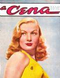 A Cena Muda Magazine [Brazil] (6 July 1948)