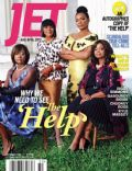 Cicely Tyson, Octavia Spencer, Viola Davis on the cover of Jet (United States) - August 2011