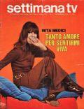 Settimana TV Magazine [Italy] (7 February 1970)