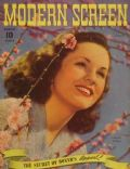 Modern Screen Magazine [United States] (August 1940)
