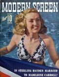 Modern Screen Magazine [United States] (August 1942)